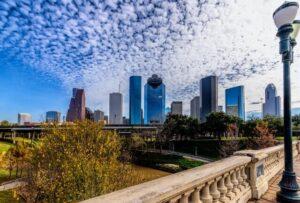 Photo Houston Skyline